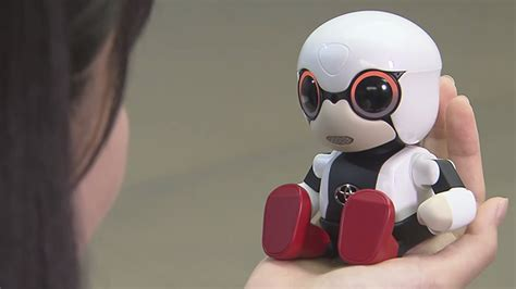 Toyota Robot Toyota Is Selling A Baby Robot That Reads Your Emotions