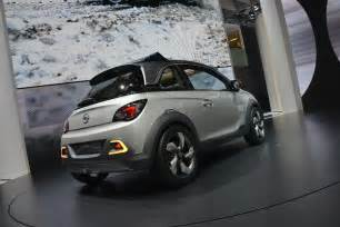 Opel Performance Parts Opel Adam Rocks Technical Details History Photos On