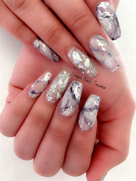 the 25 best foil nails ideas on foil nail - Foil Nail