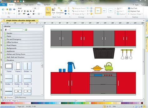 kitchen design online tool free kitchen layout tool