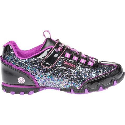 sparkle tennis shoes for image for skechers ballerina prima sparkle n
