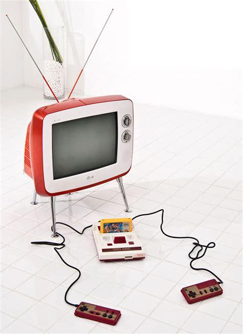 Tv Retro Lg 14 Inch lg serie 1 retro classic tv everything is new again technabob