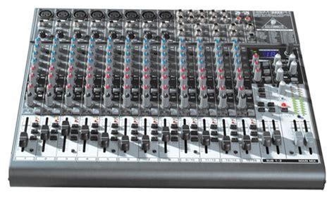 Mixer Behringer Ub2222fx behringer eurorack ub2222fx pro image 236704 audiofanzine