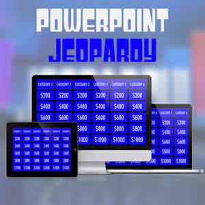 powerpoint jeopardy templates jeopardy powerpoint template template design
