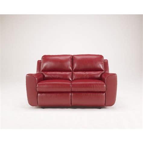 red loveseat recliner review contemporary scarlett red ledger durablend loveseat