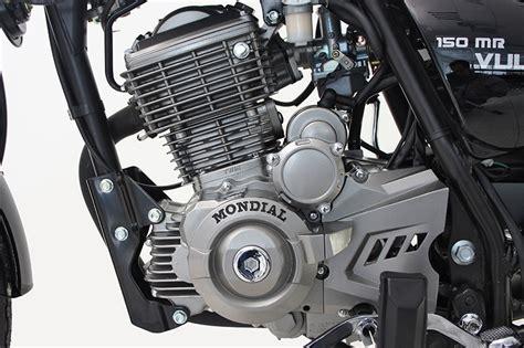 vulture mondial motor