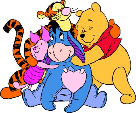 126 Best Images About Disney Winnie The Pooh Friends Pc On Winnie The Pooh Archives Living In Random