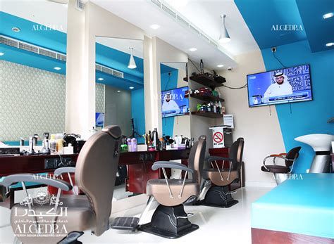 haircut gents salon dubai marina gents salon in dubai marina algedra shop interior design