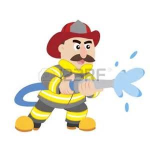 Firefighter picture cartoon fireman