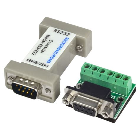 rs485 communication port rs232 to rs422 rs485 two way interface db9 serial port