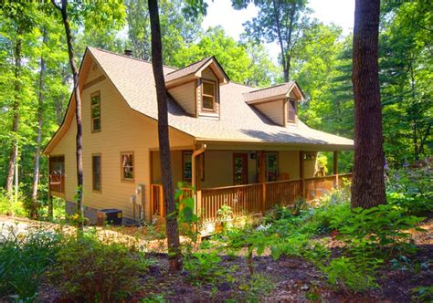 cabins for sale in brevard nc