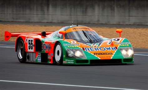 1991 le mans mazda the most wonderfully cars to race le mans wired