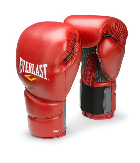 Everlast Protex 2 Boxing Gloves Muay Thai everlast 174 16 oz protex 2 gloves fitness sports sports boxing