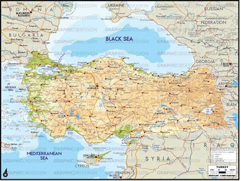 map turkey physical map of turkey pictures map pictures