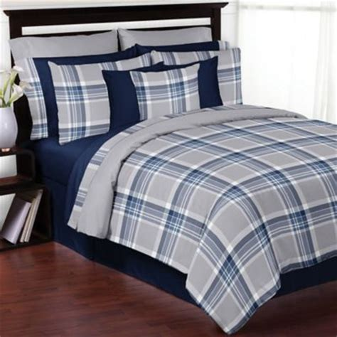 plaid comforter set buy plaid comforter set plaid from bed bath beyond