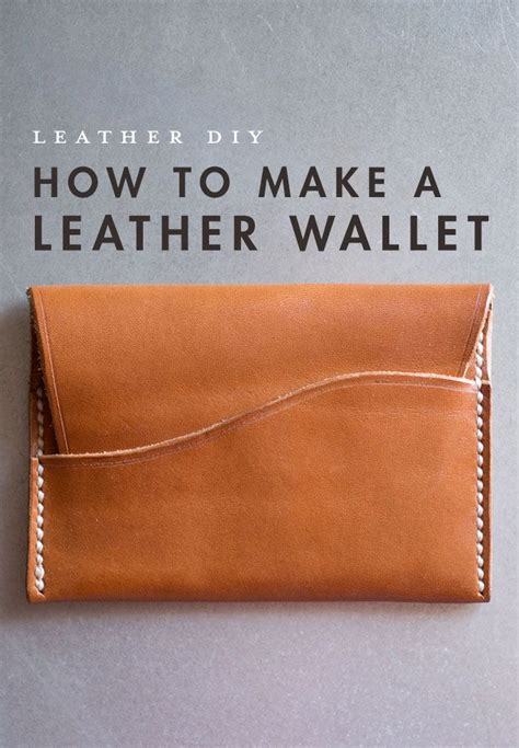 How To Re Dye Leather by 156 Best Wallet Patterns Images On Leather