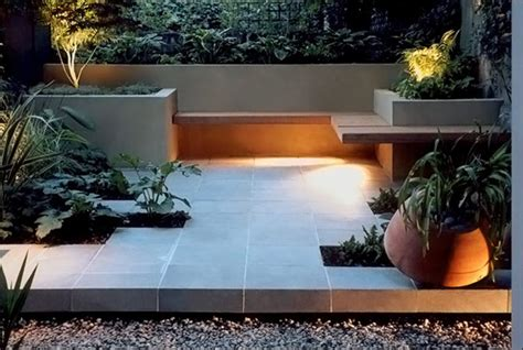 Minimal Garden Design Ideas Minimalist Modern Garden Patio 1677 Hostelgarden Net