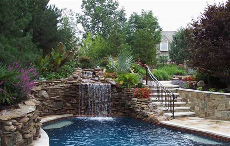 residential landscape design by rosehill gardens in kansas