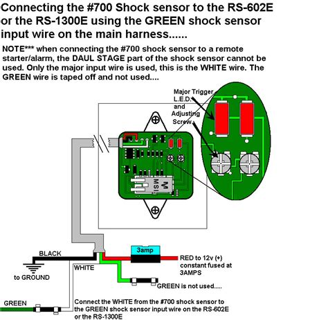 acura ignition module wiring diagram for remote start