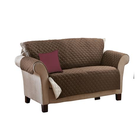 Quilted Recliner Covers Quilted Recliner Covers Quilted Leaves Furniture Slip Cover By Collections Etc Reversible
