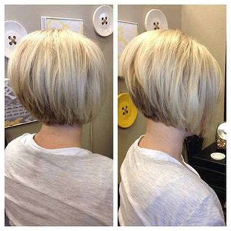 inverted bob stacked high in back inverted hairstyles thick hair back views short