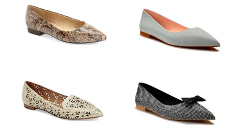 flat pointy toe shoes pointy toe flat shoes