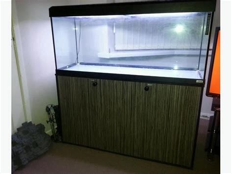Fluval 240 Aquarium And Cabinet by Fluval Roma 240 4ft Fish Tank Setup With Cabinet