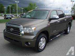 Toyota Limited For Sale 2008 Toyota Tundra Limited For Sale In Louisburg Kansas