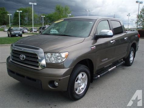 Toyota Tundra Limited For Sale 2008 Toyota Tundra Limited For Sale In Louisburg Kansas
