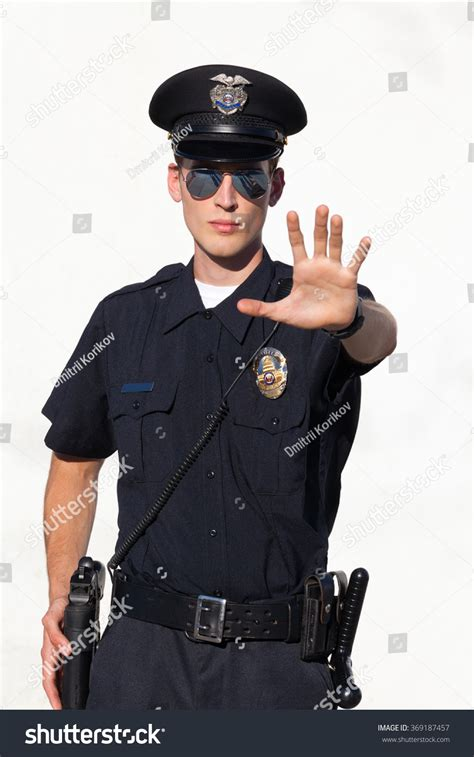officer stock photo 369187457