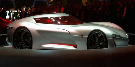 Renault Supercar by Renault Unveiled Supercar Concept Trezor Business Insider
