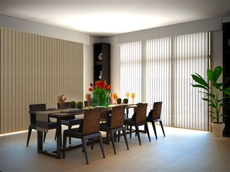 Automatic Vertical Blinds motorized vertical blinds bintronic