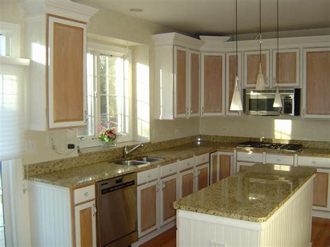 How Much Does Kitchen Cabinet Refacing Cost How Much Does It Cost To Your Kitchen Cabinets Refinished Cabinets Matttroy