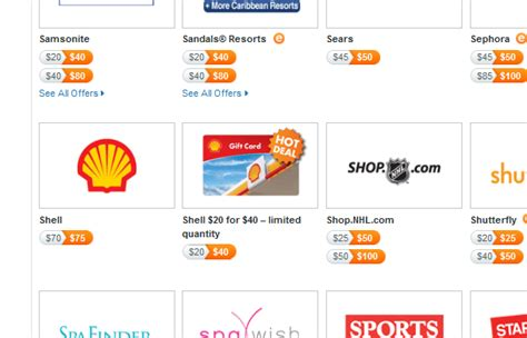 Discover Gift Card Partners - discover card cashback shell gasoline 20 for 40 giftcard inacents com