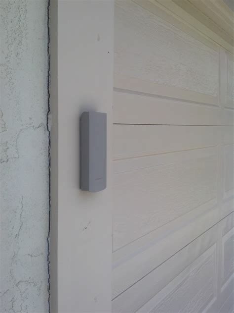 Openers Lagunas Garage Door Outside Garage Door Opener