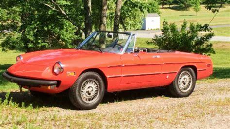 1978 Alfa Romeo Spider by Bf Exclusive 1978 Alfa Romeo Spider