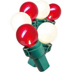 multi color pearl christmas lights time lite lock led pearl ized glass g15 lights white and 70 count