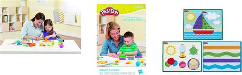 Mainan Anak Play Doh Shapes Learn Textures Tools Mainan Anak deal on play doh shape and learn textures and tools jungle deals