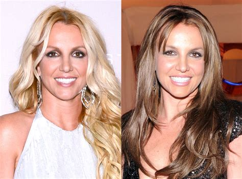 blonde to brunette hair celebriites which is better blonde or brunette the