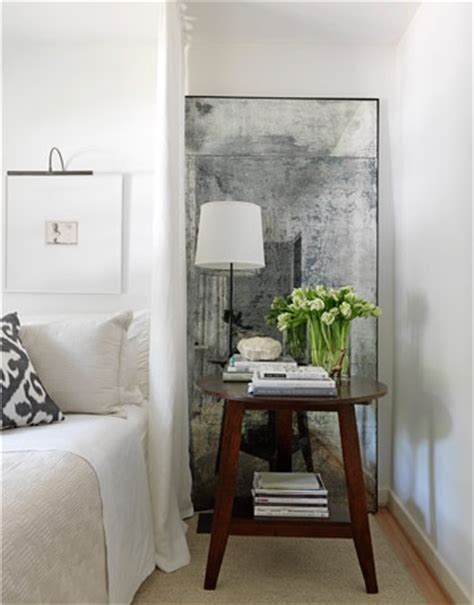 bedroom unusual dressing mirror living room mirrors for 6 ideas for a unique bedside table theglitterguide com