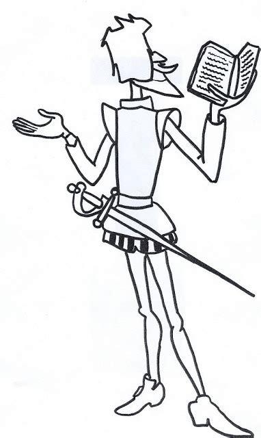 dibujos infantiles para colorear don quijote don quijote dibujos para pintar recortar pegar y jugar