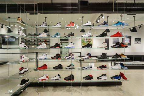 sneaker room in jersey city sneaker room opens the doors to its new jersey flagship sole collector