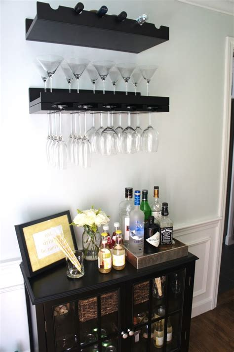 small bar for living room 51 cool home mini bar ideas shelterness