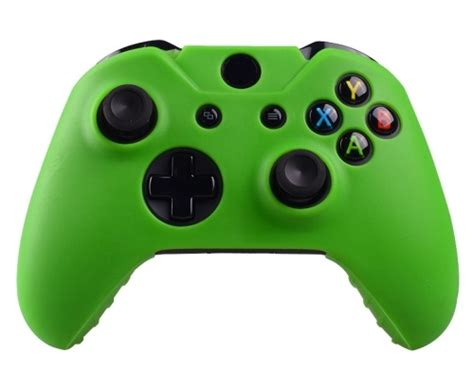 xbox one beleuchtung xbox one controller silikonschutzh 252 lle cover skin gr 252 n