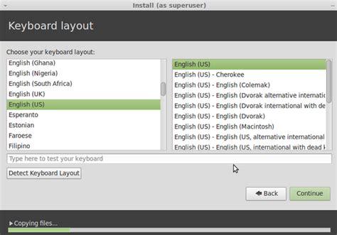 tutorial linux mint fahmitnet tutorial install linux mint 13