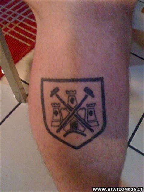 west ham tattoo designs westham united tattoos