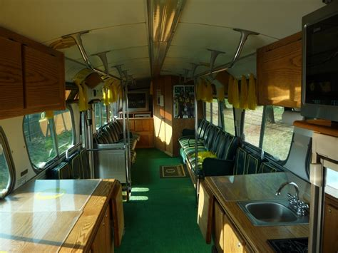 old school bus conversions interior bus conversions top bus to cer conversion interior images for pinterest