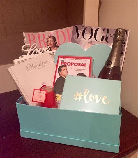 Best 25  Engagement gift baskets ideas on Pinterest
