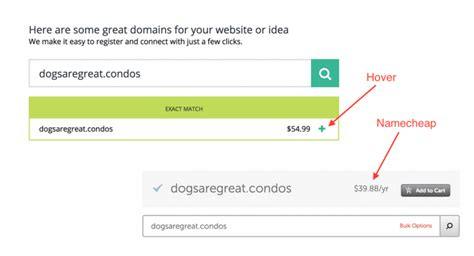 hover domains review  pros cons  hover domains