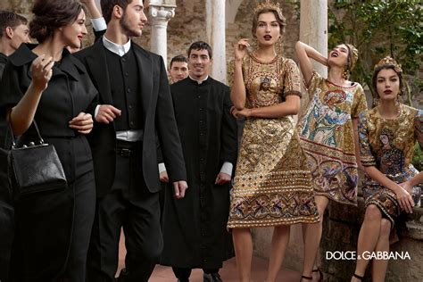 dolce gabba dolce and gabbana winter 2014 via comeintoland